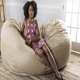 An 8-Part Overview Of The Jaxx 7-Foot Bean Bag Sofa